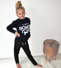 » NANNA IN HOMIES SWEATER » Kindermodeblog.nl