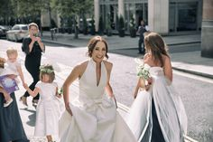 Lovely Rachel, from UK ♡ JESUS PEIRO bride Wedding dresses