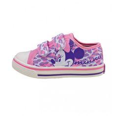 Παπούτσια παιδικά Disney Minnie Mouse Minnie Mouse, Slip On, Disney, Sneakers, Html, Shoes, Fashion, Canvas Sneakers, Tennis