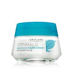 Crema de Noche Smooth Out Optimals #oriflame