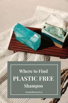 Switching to a plastic free shampoo will reduce your plastic consumption considerably. Reuse Bottles, Plastic Bottles, What Is Plastic, Zero Waste Store, Glass Storage Jars, Solid Shampoo, Homemade Shampoo, Free Tips, Keep It Cleaner