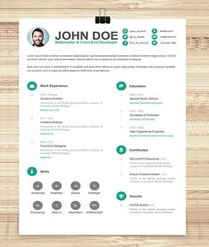 Business Infographic  Business Infographic  Cv Design Original
