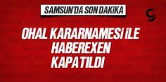 Samsun'da Mustafa Çakır'ın Sahibi Olduğu Haberexen Dergisi Kapatıldı