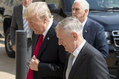 Trump announces that he will ban transgender people from serving in the military