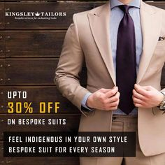 Feel indigenous in your own style bespoke suits for every season . Custom Tailored Suits, Custom Made Suits, Tailor Made Suits, Bespoke Shirts, Bespoke Tailoring, Wedding Suits, Tuxedo, Latest Fashion Trends, Ready To Wear