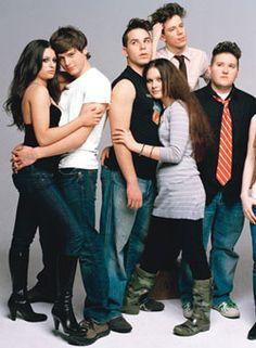 Original cast for Spring Awakening Musical Theatre Broadway, Broadway Shows, Spring Awakening Broadway, Jonathon Groff, Amy, Skylar Astin, Theatre Geek, Broken Leg, Lea Michele