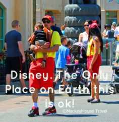Hey I don't judge, I LOVE IT! #MMT #DisneyWorld #DisneyTravel http://www.mackeymousetravel.com