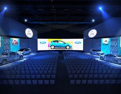 """Check out new work on my @Behance portfolio: """"Ford Dealers Meeting"""" http://be.net/gallery/37825607/Ford-Dealers-Meeting"""