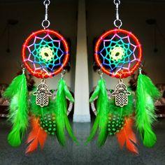 Aura's Opalescent Dreamcatcher Keychain  #auradreamcatchers #auracreationsdreamcatcher #dreamcatcher #dreamcatcherkeychain #dreamcatchersindia #dreamcatchersbangalore #crafts #accessories #decor #interior #bohemianstyle #bohemiangirl #hamsa #hippie #gypsy #opalescent #rainbow #nativeamerican #bangaloretimes #peace #love #handmade #handmadedreamcatchers #customize #sale #customorder #gift #feather #beads #dream