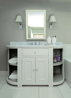 Best Bathroom Storage Cabinets for Wall and Floor That Will Help You Sink Cabinet, Bathroom Inspiration, Oak Bathroom Furniture, Bathroom Sink Cabinets, Bathroom Storage Cabinet, Small Bathroom Vanities, Bespoke Bathroom, Bathroom Renovations, Bathroom