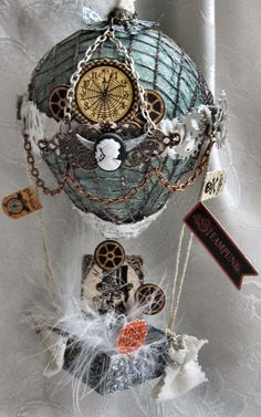 Clock face with the gears next to it Chat Steampunk, Arte Steampunk, Steampunk Crafts, Steampunk House, Steampunk Design, Steampunk Wedding, Balloon Crafts, Images Vintage, Graphic 45