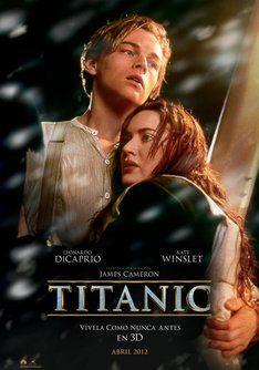"""Tráiler de """"Titanic 3D"""". Información, sinópsis y ficha técnica de la película #films #movies"""