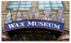 wax museum in san francisco
