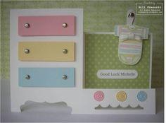 Stampin' Up! - baby dresser