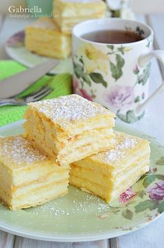 Gabriella kalandjai a konyhában :): Vasárnapi krémes Hungarian Desserts, Hungarian Recipes, Swedish Recipes, Sweet Recipes, Cookie Recipes, Dessert Recipes, Bread Dough Recipe, Torte Cake, Salty Snacks