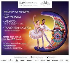 apoya el ballet regional y separa fecha para este evento!