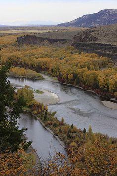 Snake River, Idaho; photo by .Carl TerHaar