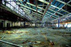 abandoned factory - Google 검색