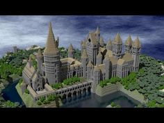 The best Hogwarts ever made in minecraft! - MrKaspersson - YouTube