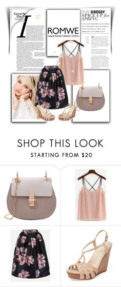 """Romwe 2/IV"" by nermina-okanovic ❤ liked on Polyvore featuring Silvana, Seychelles and romwe"