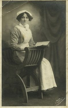 Unidentified Nurse.