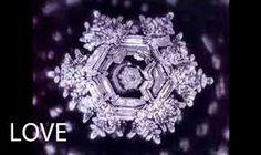 Kristalvorming van Liefde