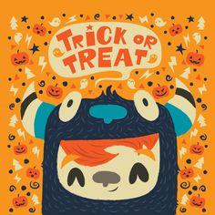 trick or treat by ivan-bliznak.deviantart.com on @deviantART