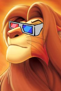 Disney is rereleasing The Lion King to theaters in October... in 3D.