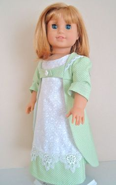 608 best 18 inch doll 1800 to1830's Regency / Caroline ...