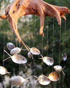 5 Easy Pieces — Handmade and Upcycled Wind Chimes ~ Krrb Blog