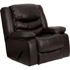 This motion recliner will provide you comfort with the added bonus of the rocking feature. The rocker recliner can not only be used in the living room, but makes for a great nursery chair.