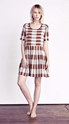 Rosemary Dress in Mackinac by Ace & Jig