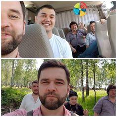 24 июня. Заезд на #Томский_коллайдер_2017 #тк2017
