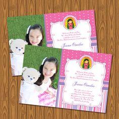 Virgencita Plis Invitations $13.99