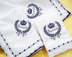 Manta e toalha fralda Para encomendas: adribordbordados@gmail.com
