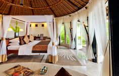 Oceanview Pool Villa. Banyan Tree Vabbinfaru, Maldives. © Banyan Tree Hotels & Resorts