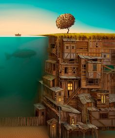 The Art Of Animation, Gediminas Pranckevicius  http://gedomenas.com/