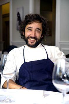 Diego Guerrero, el chef más creativo del momento.