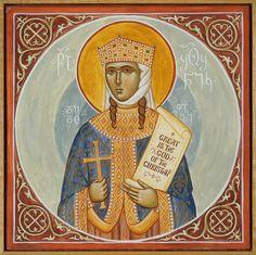 St. Shushanik (Susanna) of Georgia