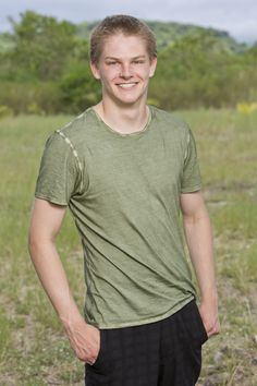 Student Spencer Bledsoe from Chicago, Ill. will be among the castaways competing on SURVIVOR: CAGAYAN