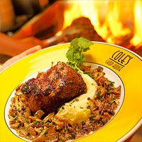 Cole's Chop House - Classic American Steak House located in historic downtown Napa - Dinner Menu