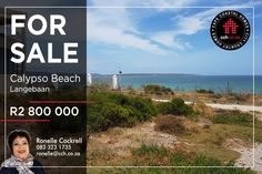 Vacant Land For Sale in Calypso Beach Provinces Of South Africa, Luxury Property For Sale, Plots For Sale, Vacant Land, Coastal Homes, Real Estate Marketing, Opportunity, National Parks, Sea
