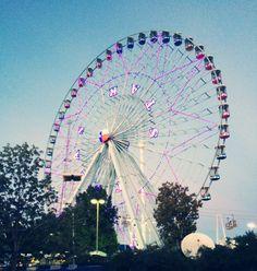 The Texas Star at the Texas State Fair
