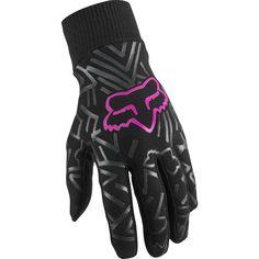 Mudpaw Infinity Fox Racing women's gloves