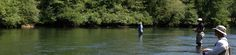 Southern Highroad Outfitters offers fly fishing guide services. Call (706)781-1414 to book a trip or get more information about our fly fishing guide trips.