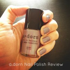 a.dorn Nail Polish Review and Swatches from logicalharmony.net