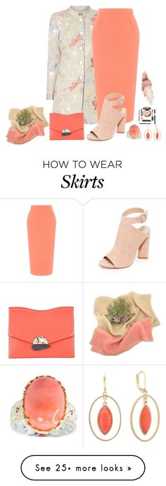 """Blazer (2)"" by freida-adams on Polyvore featuring Roland Mouret, Kendall + Kylie, Proenza Schouler, Maybelline, Michael Valitutti and Monet"
