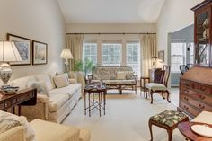 What a creamy, dreamy living room in Westhampton's Mill Pond neighborhood.  Cozy in winter and the perfect summer getaway for under $1M.  Contact exclusive listing agent Kathy Strom at 631.288.3030 for a private peek inside,  be sure to mention WEB # 11873.