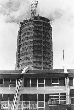 Hotel Humboldt en el Parque Nacional El Ávila en la década de los 50. (TOM GRILLO / ARCHIVO EL NACIONAL)