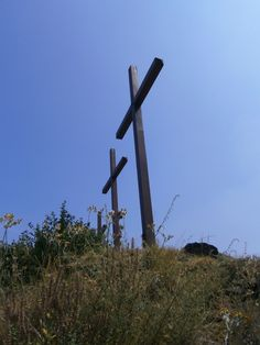 Kalvárie -  Tři kříže u Velkých Žernosek a Libochovan
